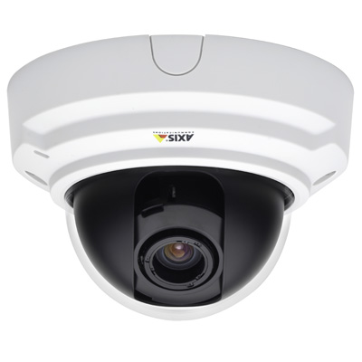 Axis Communications P3344-VE vandal-resistant outdoor dome camera