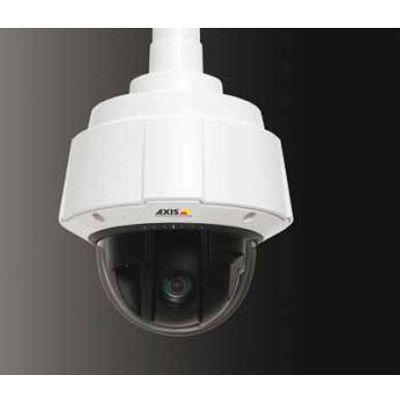 Axis Communications Q6034-E PTZ network dome camera with PoE