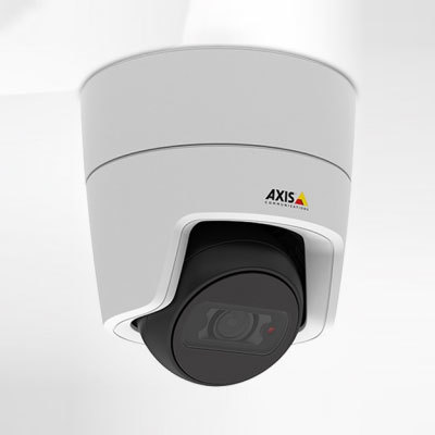 Axis Communications AXIS Companion Eye LVE Outdoor Full HD IR IP Dome Camera