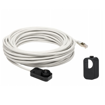 Axis Communications F1025 3 m / 10 ft. cable Pinhole lens for discreet surveillance