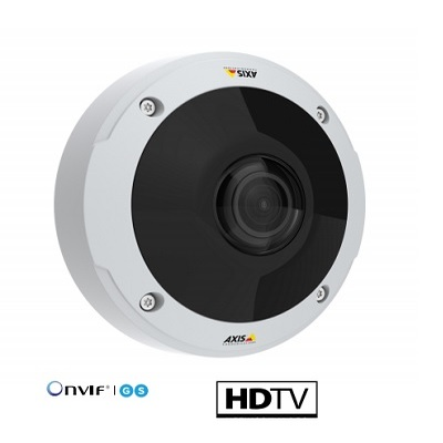 Axis Communications M3058-PLVE 12 MP dome with 360° panoramic view for all light conditions