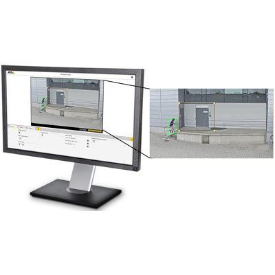 Axis Communications AXIS Motion Guard Detection Software