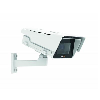 Axis Communications P1367-E Outdoor-ready 5 MP Video Network Camera