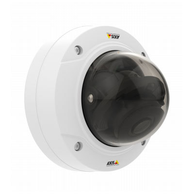 Axis Communications AXIS P3224-LV Mk II HDTV 720p Day/Night Indoor IR IP Dome Camera