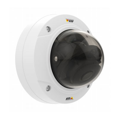Axis Communications AXIS P3225-LVE Mk II HDTV 1080p Day/Night Outdoor IR IP Dome Camera