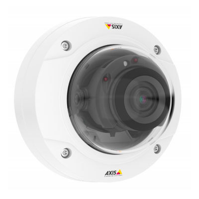 Axis Communications AXIS P3227-LV 5MP Day/Night IR IP Dome Camera