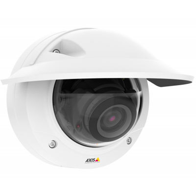 Axis Communications AXIS P3228-LVE 4K Day/Night Outdoor IR IP Dome Camera