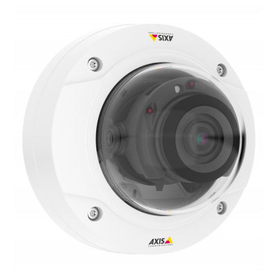 Axis Communications AXIS P3235-LV HDTV 1080p day/night IR IP dome camera