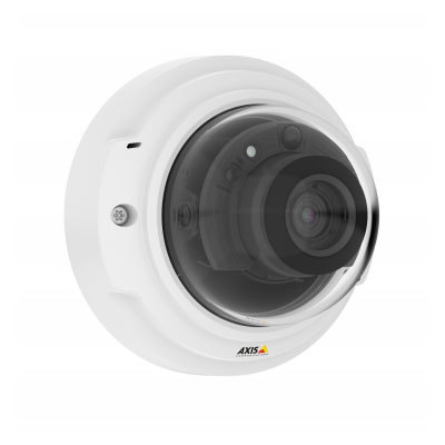 Axis Communications AXIS P3374-LV HDTV 720p Day/Night Indoor IR IP Dome Camera