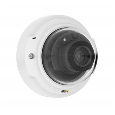 Axis Communications AXIS P3375-LV HDTV 1080p day/night indoor IR IP dome camera