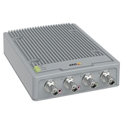 Axis Communications AXIS P7304 4 Channel Video Encoder