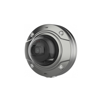 Axis Communications AXIS Q3517-SLVE fixed dome camera in marine-grade stainless steel casing