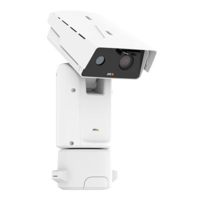 Axis Communications AXIS Q8742-E, Zoom 8.3/30 fps PTZ Thermal IP Camera