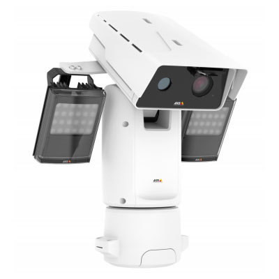 Axis Communications AXIS Q8742-LE 35 mm 8.3/30 fps HDTV 1080p Thermal PTZ IR IP Camera