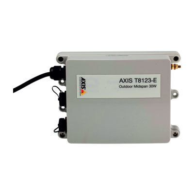 Axis Communications AXIS T8123-E single port outdoor midspan