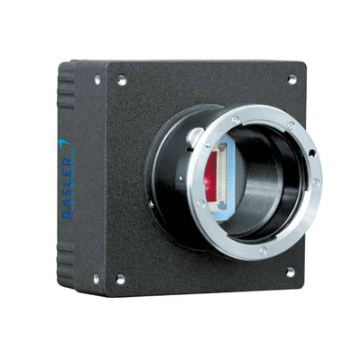 Basler A404k/kc CCTV camera with superior maximum frame rates