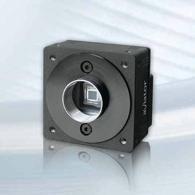 Basler avA2300-25gm/gc IP camera with synchronisation via the Ethernet connection