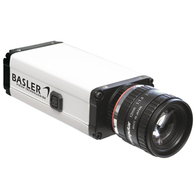Innovative Basler IP cameras with day/night functionality