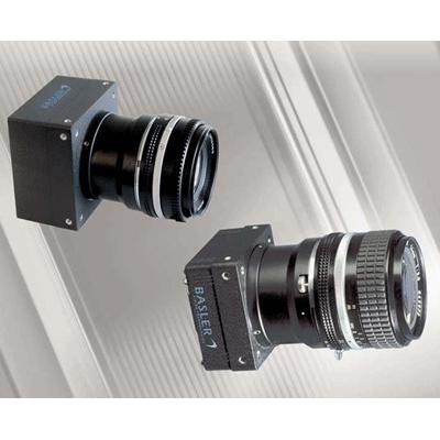 Basler L304kc CCTV camera with tri-linear sensor