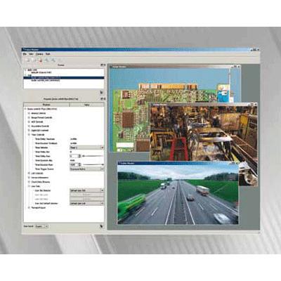 Basler Pylon Driver Package CCTV software with high bandwidth data transfer