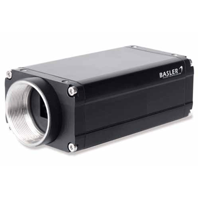 Basler slA1600-14fm IP camera with RoHS conformity