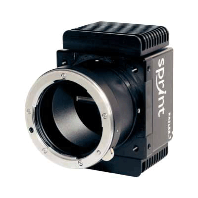 Basler spL4096-39kc IP camera with more capable vision-based inspection