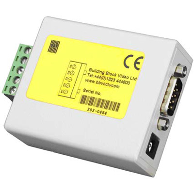 BBV 98005 bi-directional RS232-20ma converter