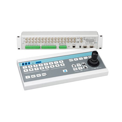 BBV TX1000/8/DC/MK2 8 input / 2 output telemetry TX and DC variable speed