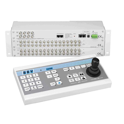 BBV TX1500/AL16 alarm input card