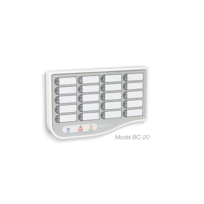 Bell Systems BC-20 20 Zone Indicator Panel