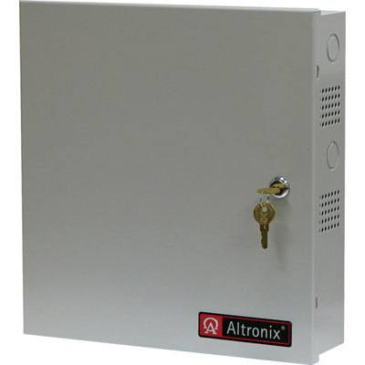 Altronix BC300 UL Recognized NEMA 1 Rated Power Supply/battery Enclosure