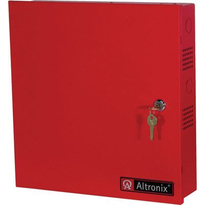 Altronix BC300R UL Recognized NEMA 1 Rated Power Supply/battery Enclosure