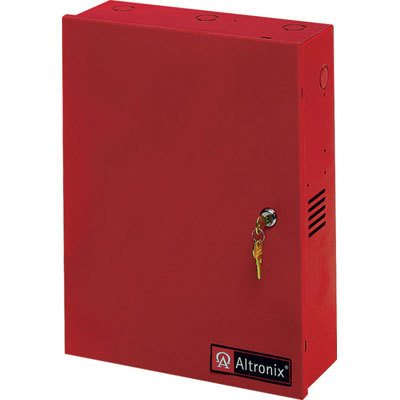 Altronix BC400R UL Recognized NEMA 1 Rated Power Supply/battery Enclosure