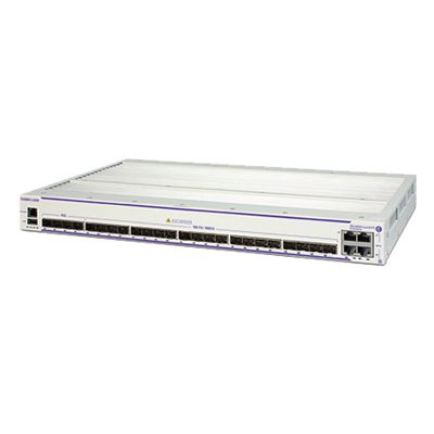 BCDVideo BCD-ALE-OS6865-U28X Environmentally Hardened RJ45/SFP+ SPB Network Switch