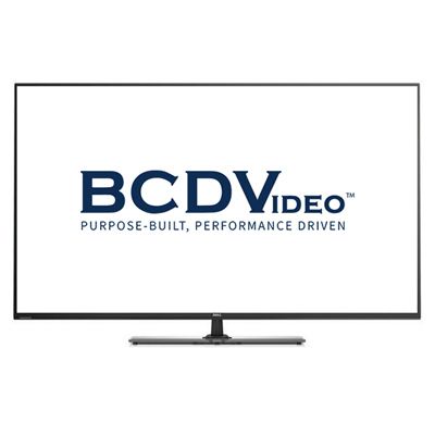 BCDVideo BCD-MON-C5517H Dell 55 Conference Room Monitor