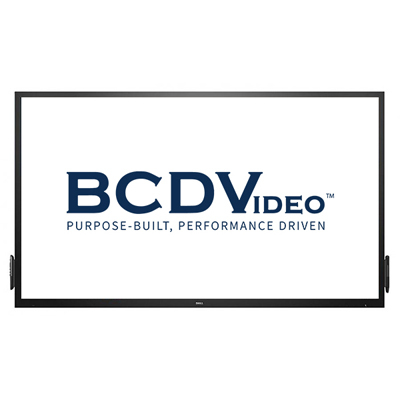 BCDVideo BCD-MON-C7017T Dell 70 Interactive Conference Room Monitor