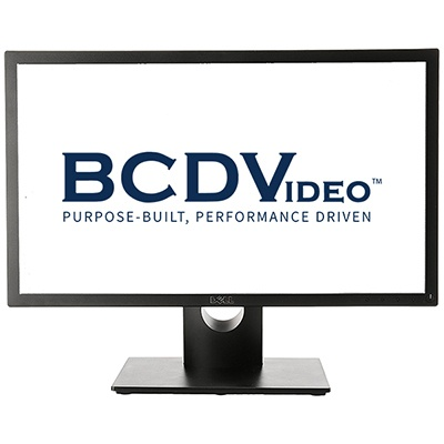 BCDVideo BCD-MON-E2216H Dell 22 Monitor with eco-conscious design