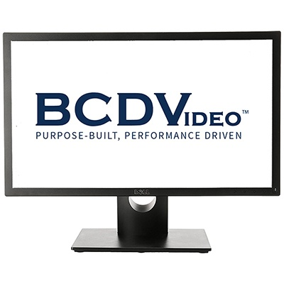 BCDVideo BCD-MON-E2216HV Dell 22 Monitor with eco-conscious design