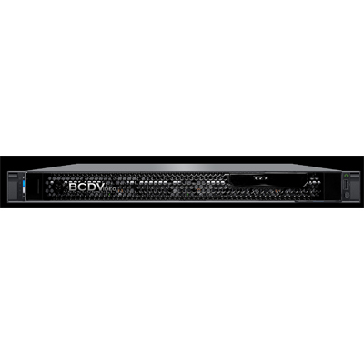 BCDVideo BCD104-MVR-M 1U 4-Bay Rackmount Milestone Management Server
