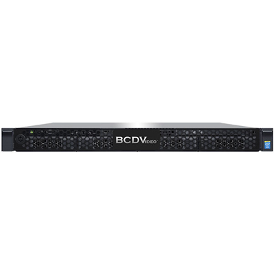 BCDVideo BCD104SD-ACS access control rackmount server