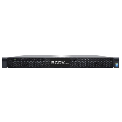 BCDVideo BCD104SD-ARA 1U 4-Bay Rackmount Video Multi-Purpose Server