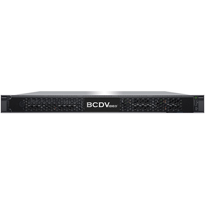 BCDVideo BCD108-ACS 1U 8-Bay Rackmount Multi-Purpose Server