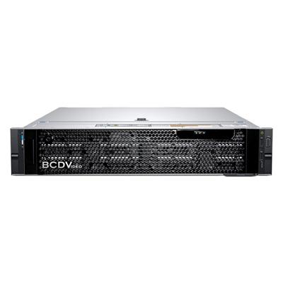 BCDVideo BCD208-MVR-PL Pro-Lite 2U 8-Bay Rackmount Milestone Appliance