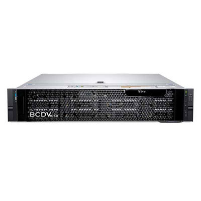 BCDVideo BCD208-PVS 2U 8-bay rackmount video recording server