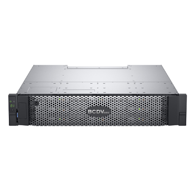 BCDVideo BCD212X-SAN Enterprise 2U 12-Bay SAN Storage Series