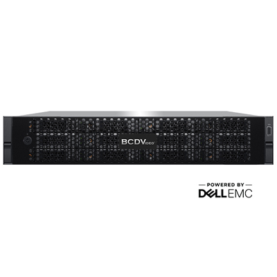BCDVideo BCD214-NRA 2U 14-Bay Rackmount Video Recording Server