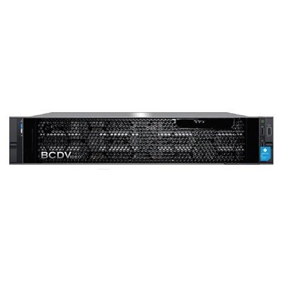 BCDVideo BCD218-MVR-PL Pro-Lite 2U 18-Bay Rackmount Milestone Appliance