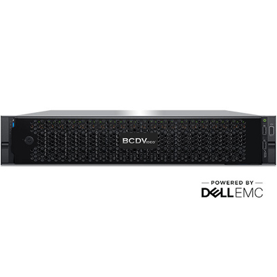 BCDVideo BCD218-NRA 2U 18-Bay Rackmount Video Recording Server
