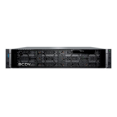 BCDVideo BCD226X-PVS 2U 26-bay Rackmount Video Recording Server