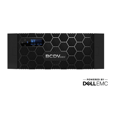 BCDVideo BCD480-AS 4U 80-Bay Rackmount Scale-Out Network Attached Storage